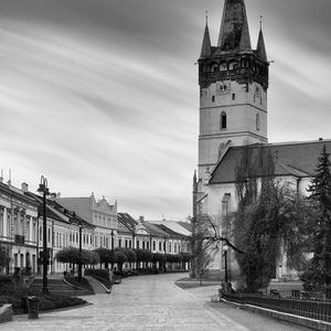 Katedrála Sv. Mikuláša v Prešove