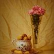 Oriešky v ružovom
