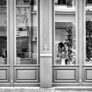 Príbeh za oknom