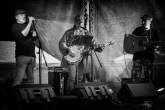 Bluegrass stage