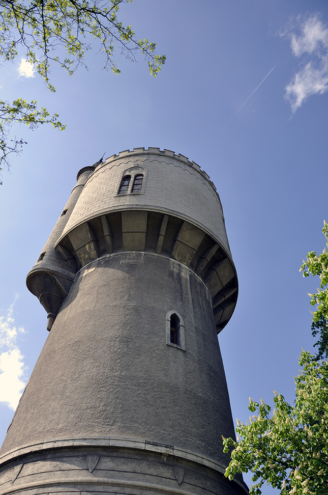 Vodná veža