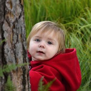 červená čiapočka zamlada