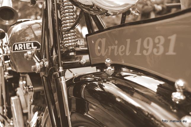 Ariel 1931