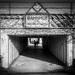 tunel pod stanicou