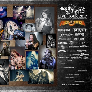 Praw Photography Live Tour 2017