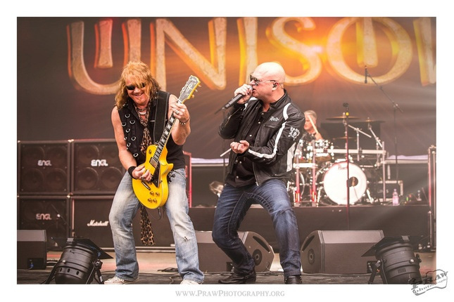 UNISONIC - M.Kiske & Kai Hansen