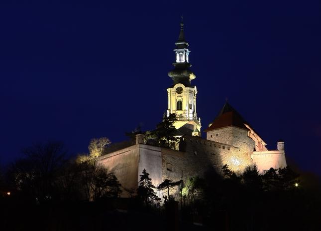 Nitra - Hrad