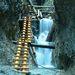 Piecky - nad Veľkým vodopádom