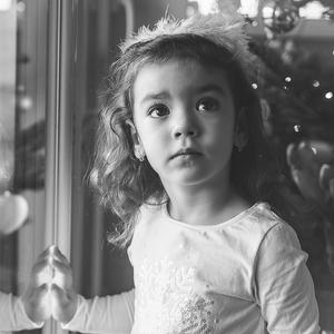 Novoročný anjelik