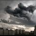 Petrzalske burkove mraky