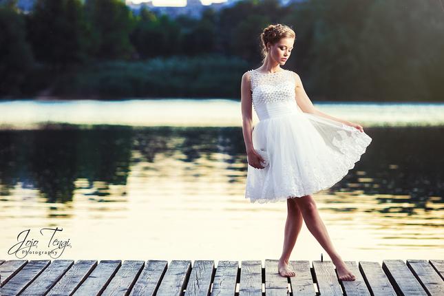 Alex - wedding dress