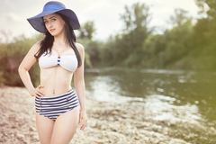 Vintage bikini