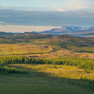 Road to Egilsstaðir