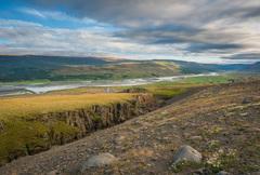 Cestou do Egilsstaðir