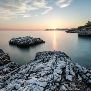 Malebné pobrežie