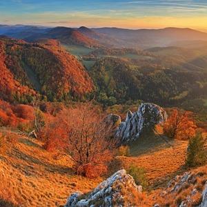 Podzim na Vápči