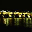 Praha - Karlov most v noci