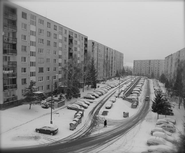 Prišla zima