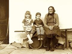 Babka a deti