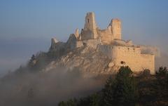 Tajomný hrad v Karpatoch II.