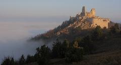 Tajomný hrad v Karpatoch III.