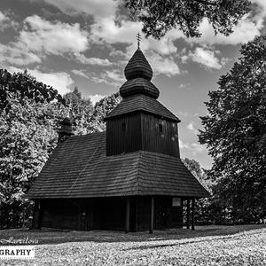 Drevený kostolik sv. Mikuláša