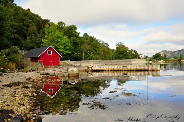 Nórska šopa