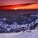 Zimný východ v Podhradí