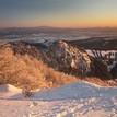 Zimný večer na Chmeľovej
