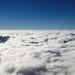 Clouds like snow