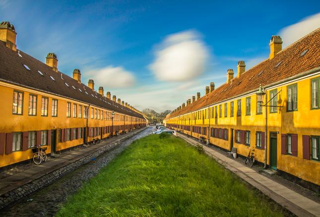 Oranžová ulica
