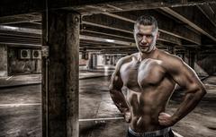 Fitness portrét