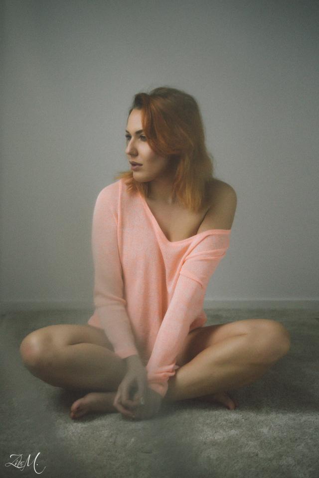 Marie Ossbring - boudoir