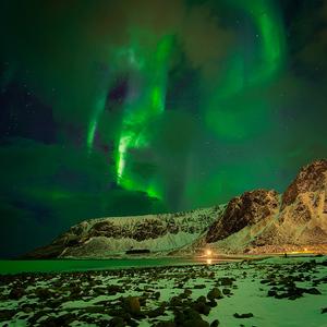 Zelená noc