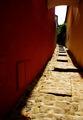 dlhé schody