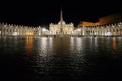námestie sv .Petra - Rím