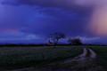 po búrke