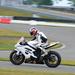 Biela motorka