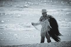 Spokojnost na plazi