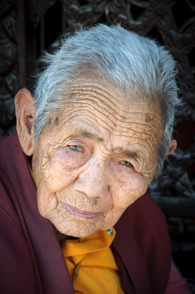 Stary mnich