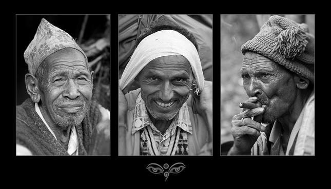 Nepálski mužíci