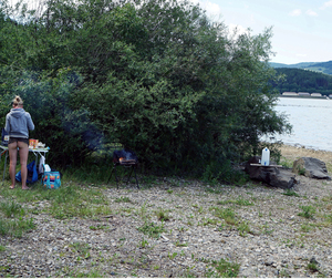 piknik na Orave