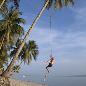 Kokosový tréning