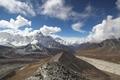 Z vrcholu Chhukung Ri