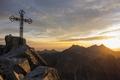 Východ slnka na Gerlachu