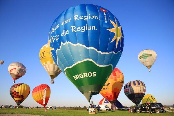 Balónová Megafiesta '13 v PN