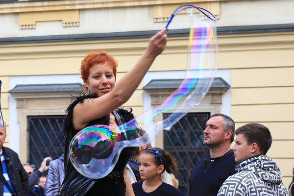 Slavnost křehkosti v Brne