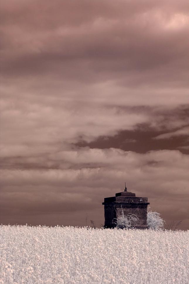 krypta nad obcou Lehota