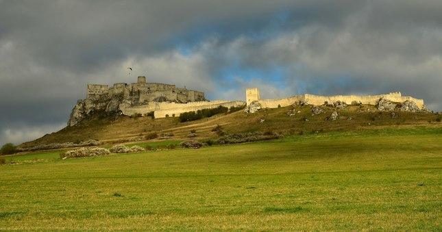 ...Spišský hrad....
