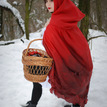 Bloody red riding hood